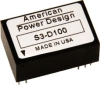 High Voltage DC to DC Converter S3 Series -- S3-S350 -Image