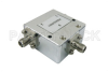 Circulator with 18 dB Isolation from 700 MHz to 800 MHz, 10 Watts and SMA Female -- PE83CR001 - Image