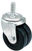 E.R. WAGNER Threaded Stem Casters -- 7230500