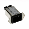 Power Entry Connectors - Inlets, Outlets, Modules -- 486-6434-ND -Image
