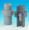 Series ARV Thermoplastic Air Release Valve -- ARV050BT-CP - Image