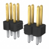 Rectangular Connectors - Headers, Male Pins -- 77313-818-34LF-ND -Image