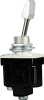 MICRO SWITCH TL Series Toggle Switch, Single Pole Single Throw (SPST) 2 Position (Off - On), Screw Terminals, 25.4 mm Bright Anodized Tab Lever -- 1TL82-2