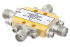 IQ Mixer Operating from 8.5 GHz to 13.5 GHz with an IF Range from DC to 2 GHz and LO Power of +19 dBm, Field Replaceable SMA -- PE86X9002 -Image