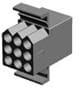 Pin & Socket Connectors -- 770093-1