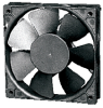 DC Fan R1225-7 (High Current - High Airflow Series) -- R1225H24BPLBx