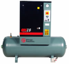 Chicago Pneumatic 7.5-HP Rotary Screw Air Compressor -- Model QRS7.5HP-3