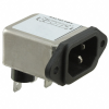 Power Entry Connectors - Inlets, Outlets, Modules -- CCM1106-ND -Image