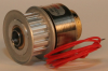 Magnetic Pulley Clutch -- 2393 - Image