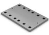 Dual Station Subplate - Metric 650 x 400 -Image