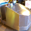Custom Stainless Steel Tugger