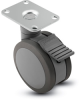 Twin Wheel Lock Casters -- View Larger Image