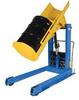 Portable Hydraulic Drum Dumper -- HHDD-72-15-P -Image