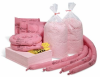 Refill for PIG HazMat Spill Kit in Large Mobile Container -- RFL359 -Image