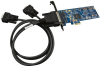 COMM+2.PCIe Serial Interface -- 7205eS