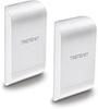 10 dBi Wireless N300 Outdoor PoE Preconfigured Point-to-Point Bridge Kit -- TEW-740APBO2K  (Version v2.0R) - Image