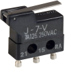 Snap Action, Limit Switches -- SW814-ND -Image
