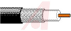 COAXIAL CABLE, RG58/U, 50 OHM IMP., 20AWG SOLID, TRANSMISSION/COMPUTER CABLE BLA -- 70004313