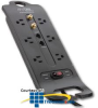 ITW Linx SP6C Advanced Series 6 Outlet Surge Protector.. -- SP6C