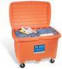 PIG Spill Kit in High-Visibility Storage Chest -- KIT279
