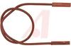 Patch Cord, Receptacle; Phosphor Bronze; Polypropylene; 22 AWG; 26 x 36; PVC -- 70197882