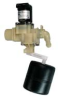 Solenoid Valve / Float Valve NC, DN 10 Two Chambers In Line -- 21.010.226