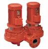 Close-coupled, In-line Twin Circulator Pump -- Etaline Z - Image