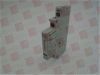 ALLEN BRADLEY 140M-C-ASAR01M10 ( SIDE MOUNTED AUXILIARY CONTACT,1 NC SHORT CIRCUIT AND OVERLOAD TRIP INDICATING, 1 NO SHORT CIRCUIT TRIP INDICATING,9 MM WIDE,USEDWITH 140M-C -D -F CIRCUIT BREAKER ) -Image