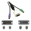 Cables to Go - Keyboard / video / mouse (KVM) extension cabl -- 27947