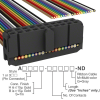 Rectangular Cable Assemblies -- A1CXB-2036M-ND -Image