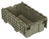 Heavy Duty Attached Top Tote Containers -- 52999