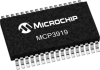 Energy Measurement -- MCP3919
