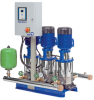 Fully Automatic Package Pressure Booster System -- Hya® Eco K