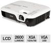 Epson VS310 XGA 3LCD Multimedia Projector - 2600 ANSI Lumens -- V11H432020