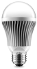 Aluratek ALB8W A19 LED Lightbulb - 8W, 60W Equivalent, 630 L -- ALB8W