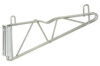 Wire Shelving - Cantilever Wall Mount Systems - Single Shelf - DWB24 - Image