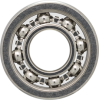 Miniature & Instrument Bearings, Inch Ball Bearings, Radial Open -- SSR-2 - Image