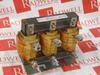 INGERSOLL RAND 38434858 ( LINE REACTOR TRANSFORMER 100AMP 600V 50/60HZ 3PH ) -Image