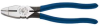 KLEIN TOOLS - D201-7NE - PLIER SIDE CUTTING ENGLAND NOSE 7-7/16IN -- 862712
