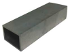 Tubing,Rectangle,6063 AL,1 x 2 In,3 ft -- 6ALV4