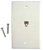 4C Modular Wall Jack -- 83-041 - Image