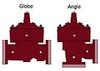 Dual Chamber Valve - Full Port -- M500 / M1500