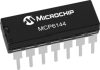 Op Amps -- MCP6144