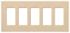 Standard Wall Plate -- SC-5-DS - Image
