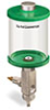 Green Color Key, Clear View Full Flow Manual Dispenser, 1 pt Pyrex Reservoir -- B5165-016PBGW -- View Larger Image