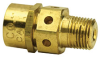 Fisnar 560616-50 Brass Pressure Relief Valve 50 psi 0.25 in NPT -- 560616-50 -Image
