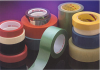 3M(TM) Polyester Silicone Adhesive Tape 8402 Green, 1 in x 72 yd, 36 per case -- 021200-05687