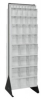 Bins & Systems - Clear Tip Out Bins (QTB Series) - Floor Stands - QFS270-72 - Image