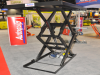 Q Lift Series Low Profile High Travel Scissor Lift Table -- 54Q15
