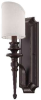 Bishop 1 Light Sconce -- 9-6541-1-13